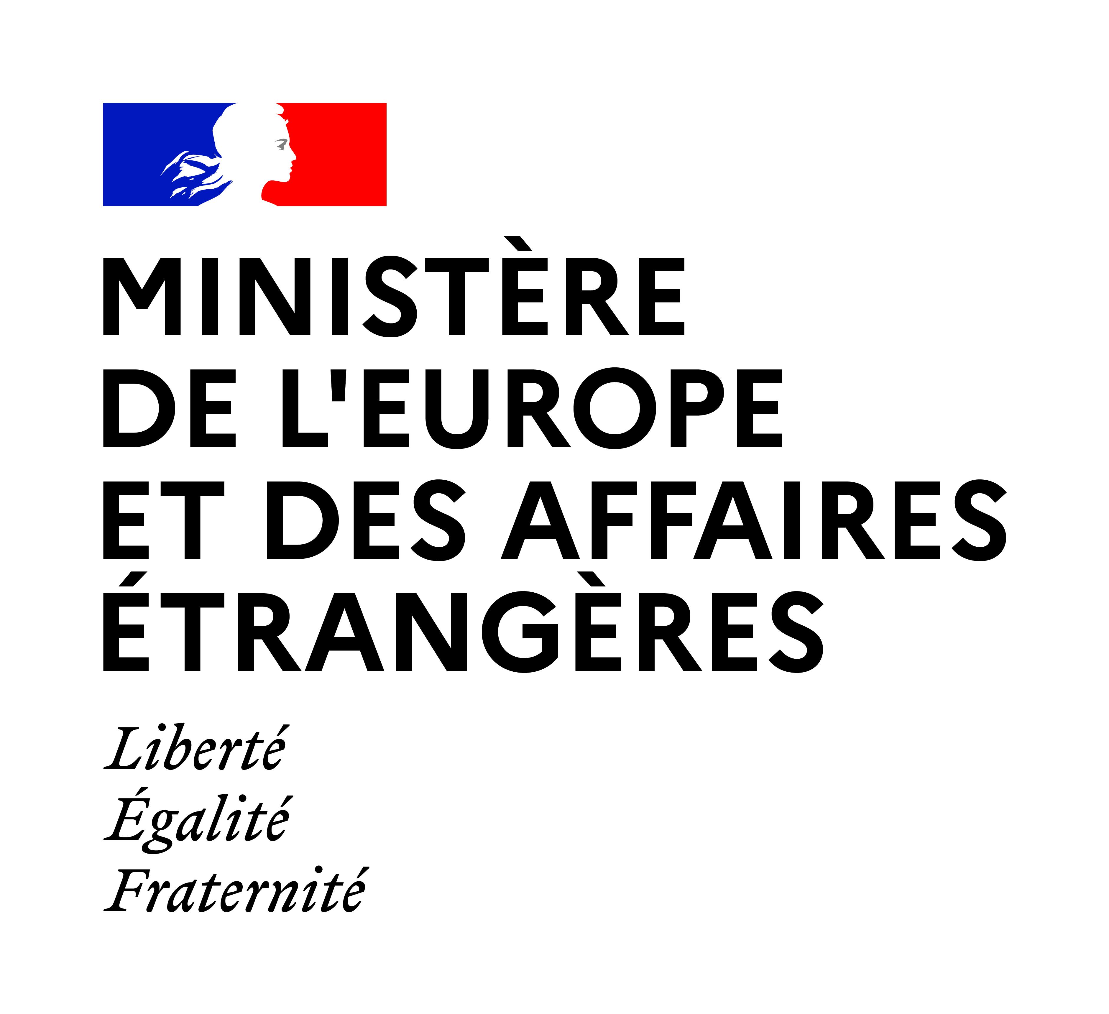 Ministère de l'Europe et des Affaires Etrangrères