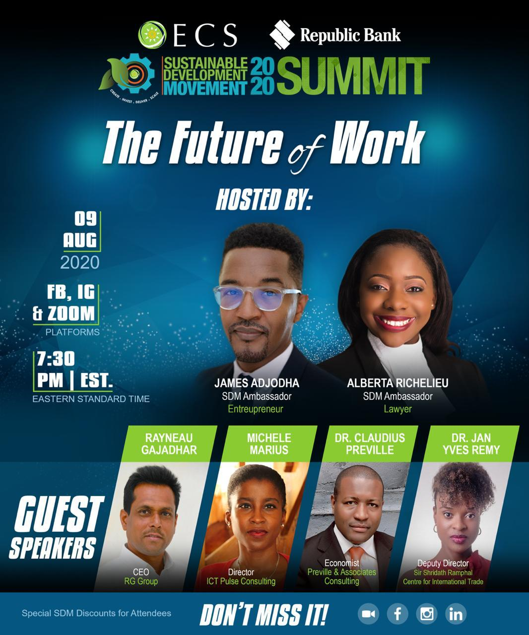 Webinar to discuss the Future of work